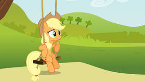 Applejack Swinging
