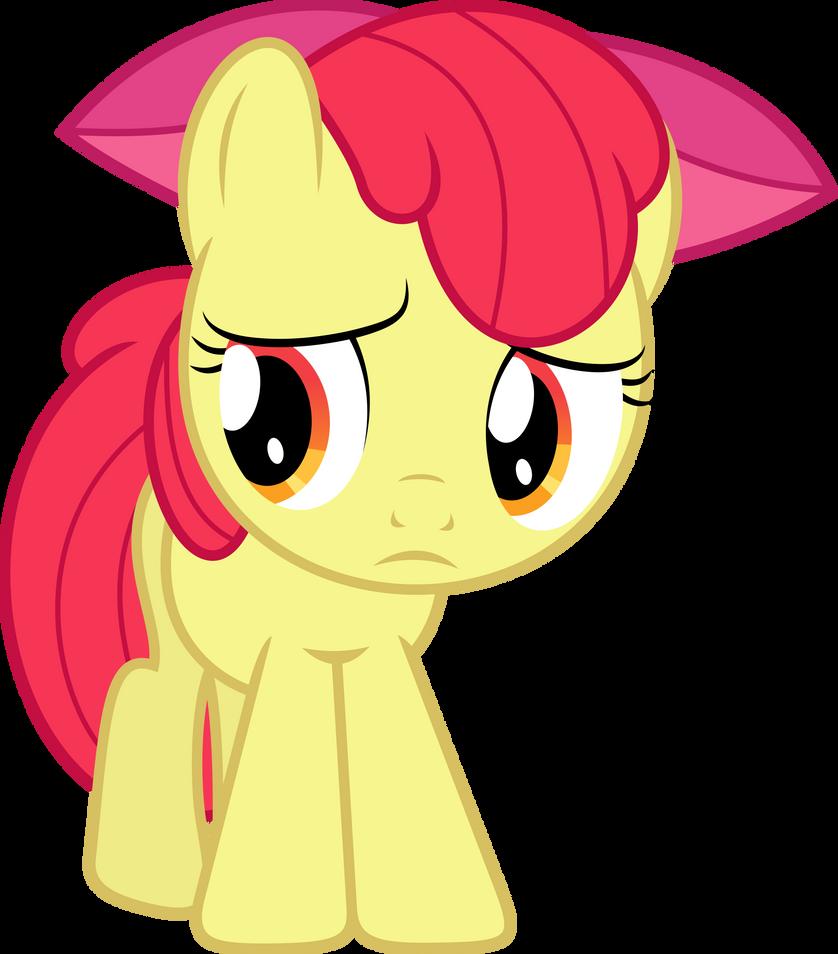 Adorable Applebloom by Siaphra on DeviantArt