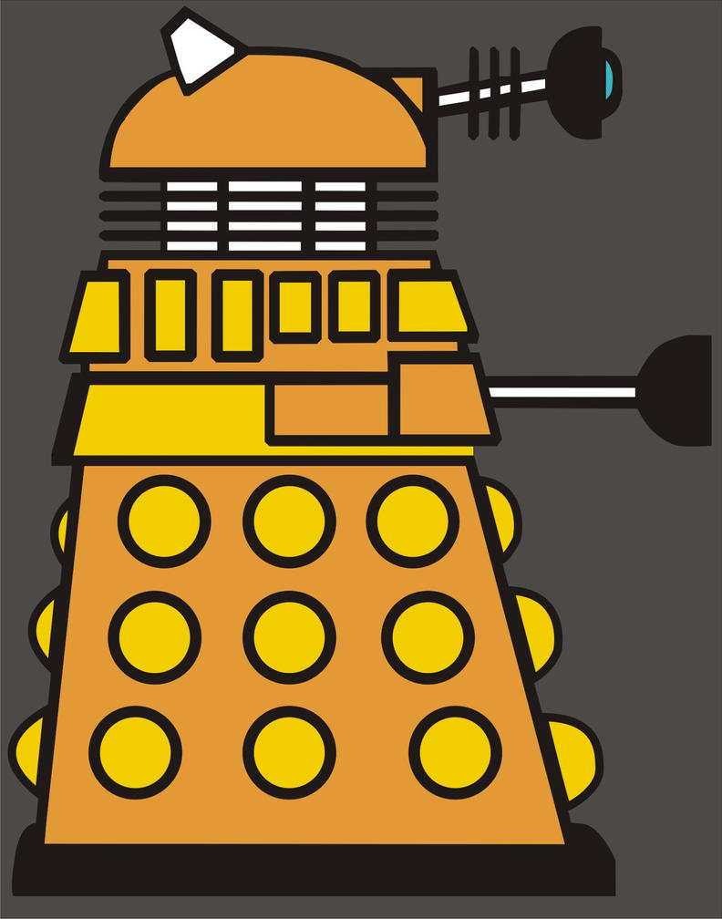dalek drawing colored wwwpixsharkcom images