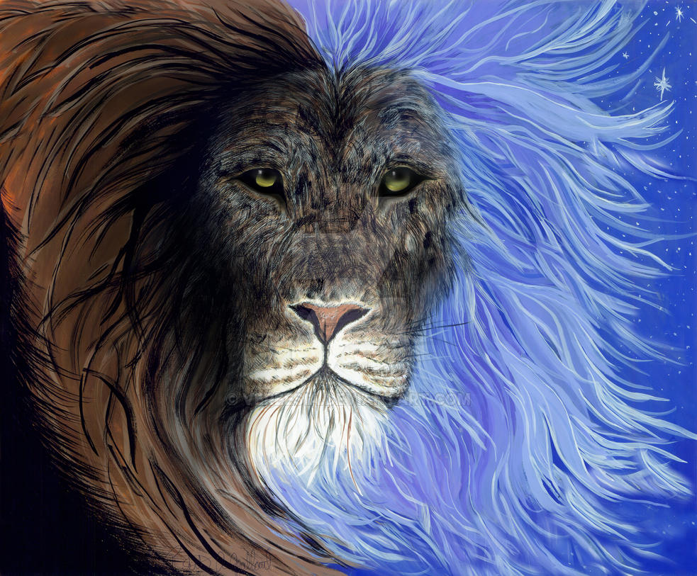 My Lion by Vereesia