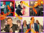 tom hiddleston collage