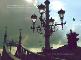 Budapest 1 by Ylvanqa