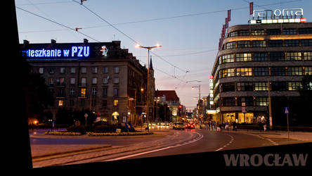 Wroclaw Swidnicka 2 by Ylvanqa