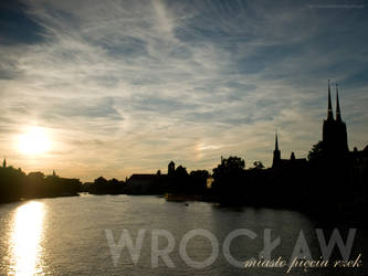 Odra river 1 by Ylvanqa