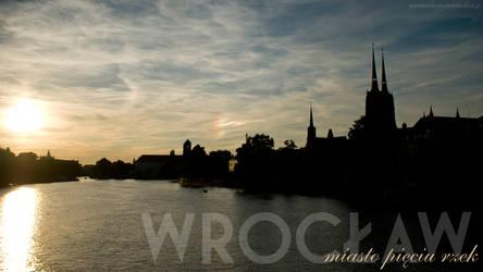 Odra river 2 by Ylvanqa