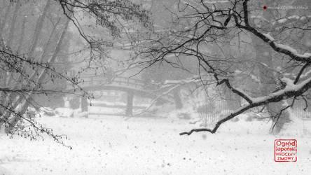 Winter wallpaper 2 by Ylvanqa