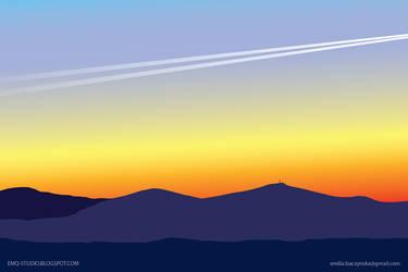 Sleza Sunset 2015 by Ylvanqa