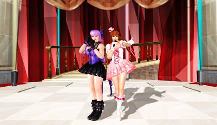 DOA Pop Idol - [Melody Fair] by cloverpuz