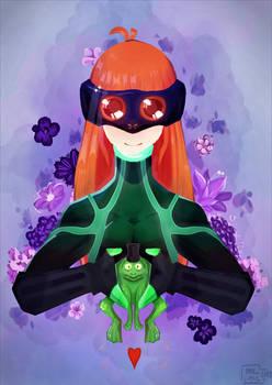 Frog - Oracle