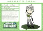 Character Card Iris