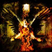 burning... by DiGiwortex