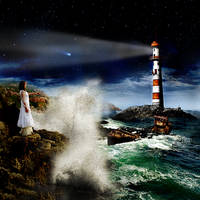 the lighthouse by DiGiwortex