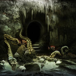 the cave by DiGiwortex