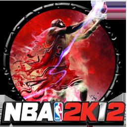 NBA 2k12 icon by JJCooL87