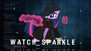 Watch Sparkle Wallpaper