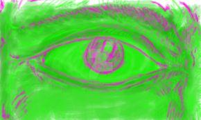 Eye (test) by LOVEjudasPRIEST