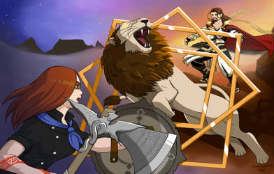 (BDO) Lion Competition