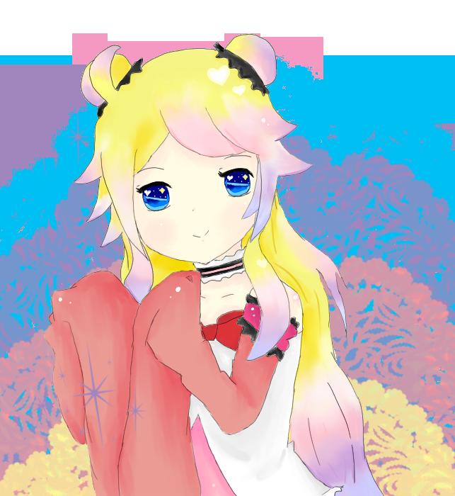 [Art trade]: :Anonanon-chan!!! Yume~ by IzumixSama