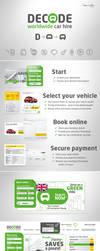 Decode web redesign by SERZHant