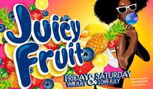 Juicy Fruit party