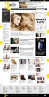 3ade News Portal