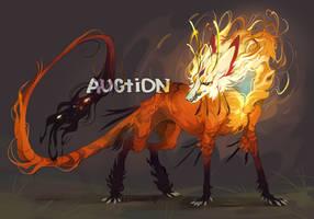 #48 Solar dragondog [ADOPT AUCTION] CLOSED by Keshinami