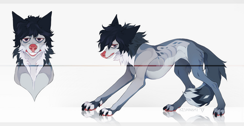 #90 Depressieve canine [ADOPT AUCTION] OPEN