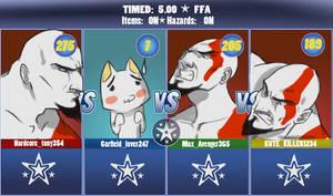 Playstation Allstar Matchmaking