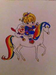 Rainbow brite by SarahRA86