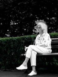 ...growing old... by artFLoW