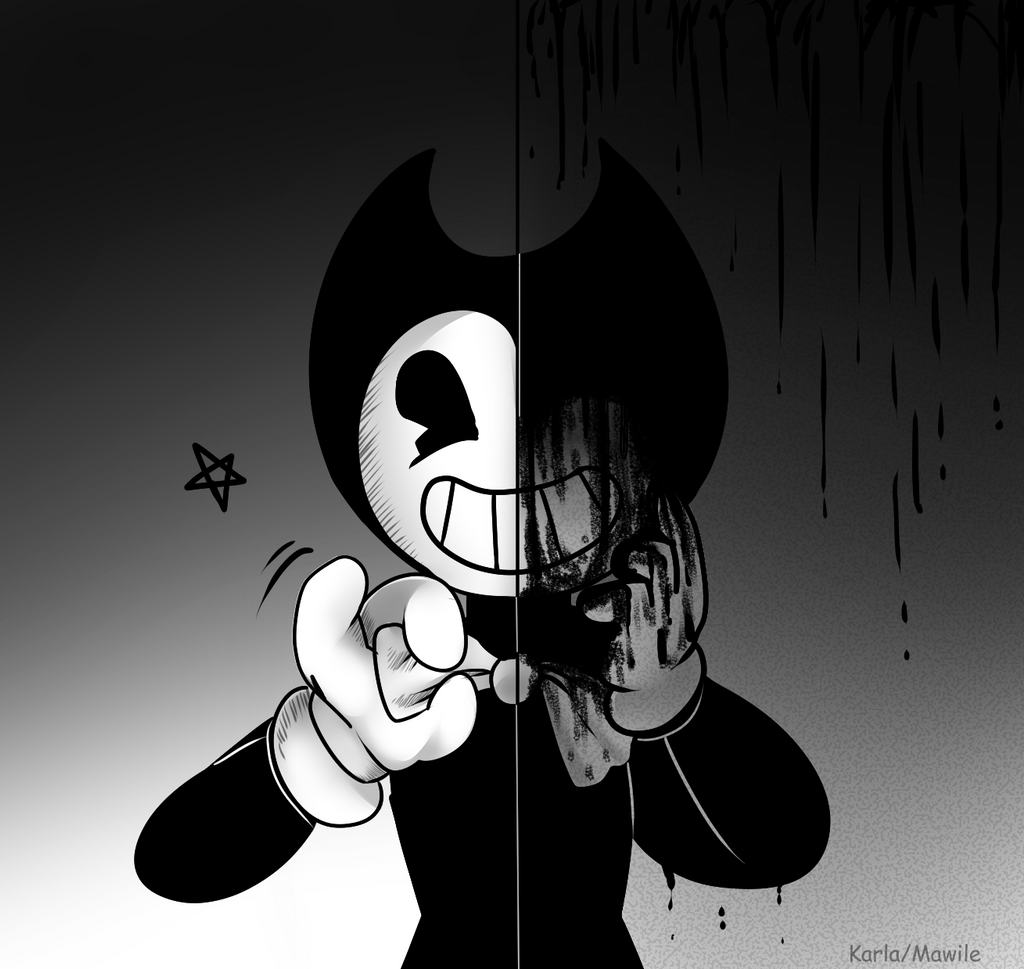 Bendy by KarlaDraws14 on DeviantArt