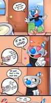 A Mug In Love by KarlaDraws14