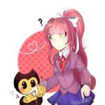 Eating The Anime Girl