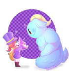 .:New Fluffy Friend:.