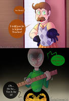 Baldi's Education by KarlaDraws14