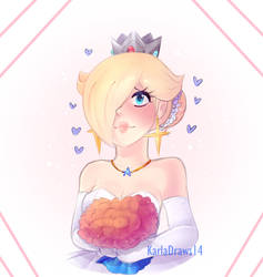:.Star Princess.: by KarlaDraws14