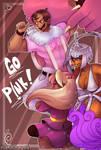 Go P!nk by KarlaDraws14