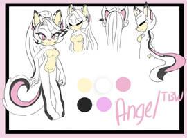 .::REF::. Angel The Bio-Wolf by KC0331
