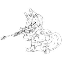 K snipper by KC0331