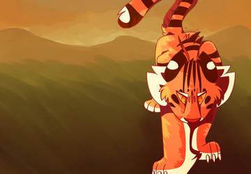 Wow tigerstar by TsunamiArtzzz