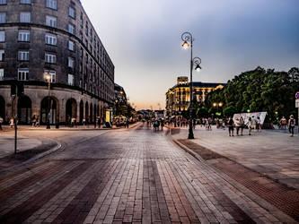 Warsaw by Night 01