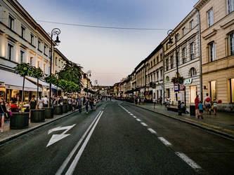 Warsaw by nightfall 01