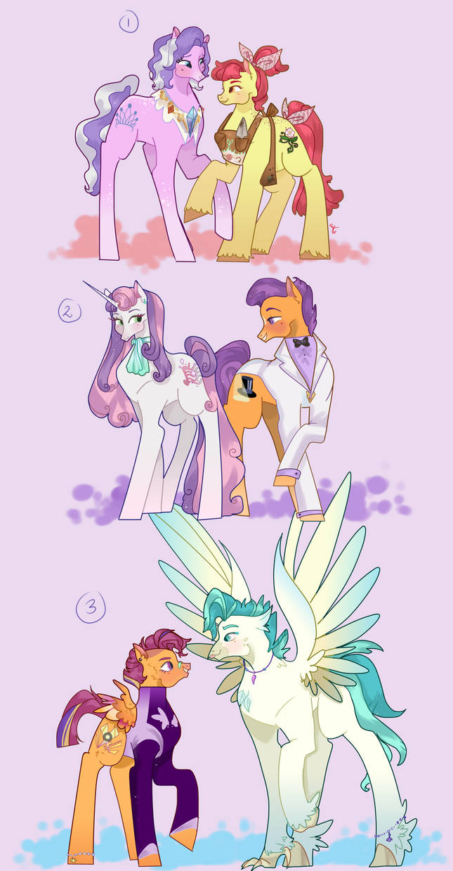 Cutie Mark Crusaders Headcanons Next Gen By Bunnari On Deviantart Scootaloo is a one of the secondary characters in my little pony friendship is magic. cutie mark crusaders headcanons next