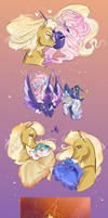 Royal Hc part 1: A tale of love and stardust.