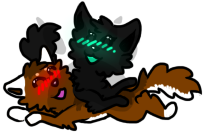 Best friends by lunurwolf