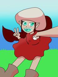 My Mushroom Girl Wip 3