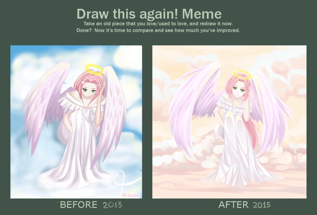 Draw This Again - MEME by S-Karina