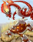 Art Trade: Inferno Battle