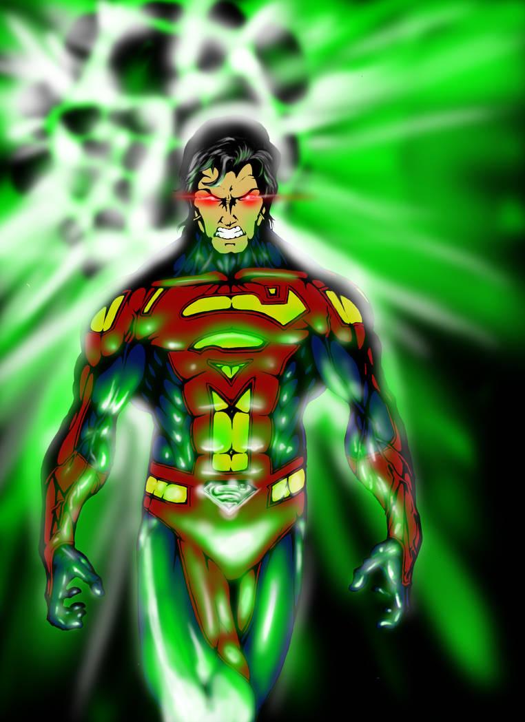 superman destruction CLR