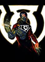 Sinestro Corps Cyborg Superman by Bihumi